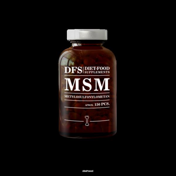 Diet-Food MSM organiczny związek siarki - tabletki 150 szt.
