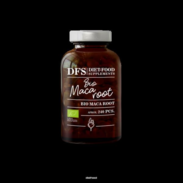 Diet-Food Bio Maca korzeń - tabletki 240