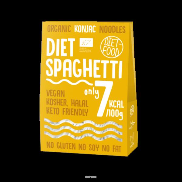 Diet-Food Bio makaron Konjac - Spaghetti 300 g