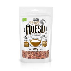 Diet-Food Bio kokosowy crunch - goji + sezam