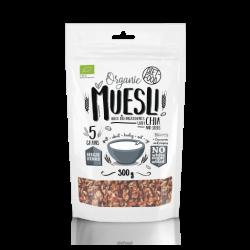 Diet-Food Bio musli z nasionami chia 300g