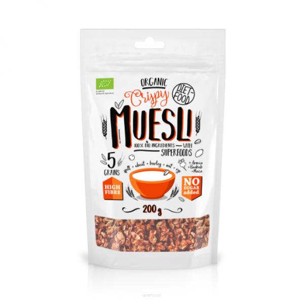 Diet-Food Bio musli z superfoods 200g