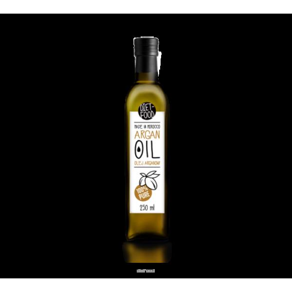 Diet-Food Bio Olej Arganowy Spożywczy 250 ml