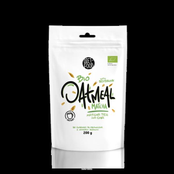 Diet-Food Bio owsianka + matcha instant