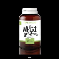 Diet-Food Bio Wheat Grass - młode pędy Pszenicy tabletki 250