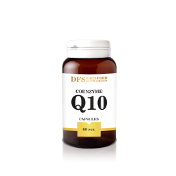 Diet-Food Coenzym Q10 500mg - kapsulki 60 szt