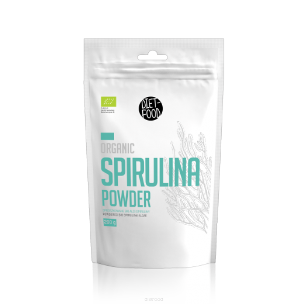 Diet-Food Bio Super Spirulina 200g