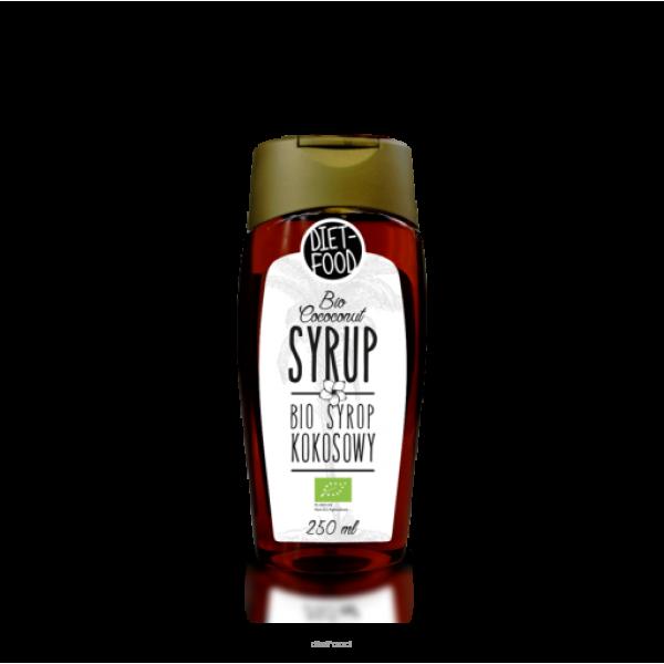 Diet-Food Bio Syrop Kokosowy 250ml