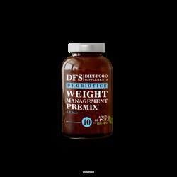 Weight management premix Nr 10 - 60 szt. kapsułek probiotyk