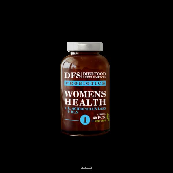 Diet-Food Women's health Nr 1 - kapsułki 60 szt. probiotyk