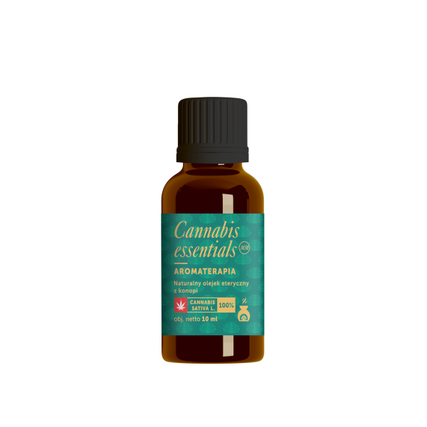 Cannabis essentials hemp essential oil 10ml