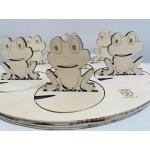 EduDoMo Logopedyczne żaby