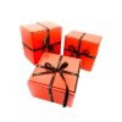 Ekomania Lab Box prezentowy kosmetyki w pudełku- czekoladowy