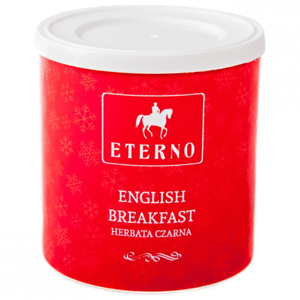 Eterno Herbata English Breakfast w tubie 50g