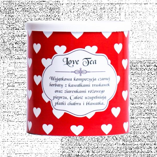 Eterno Herbata Love Garden 60g