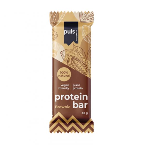 Fit Supply PULS NUTRITION Vegan bar 30g (Brownie)