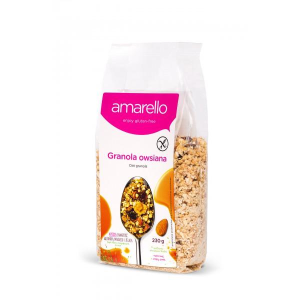 Fit Supply Amarallo Oat granola 230g