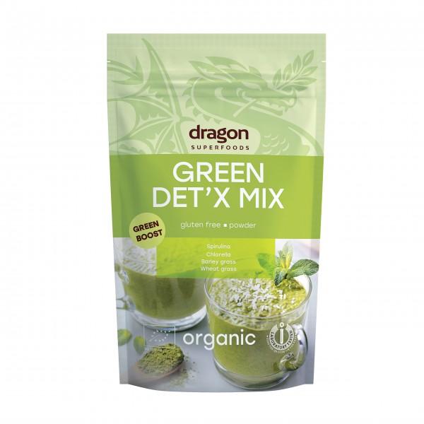 Dragon Superfoods Zielone oczyszczenie MIX
