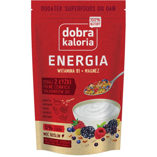 Fit Supply Dobra Kaloria / Superfoods ENERGY mixture 200g