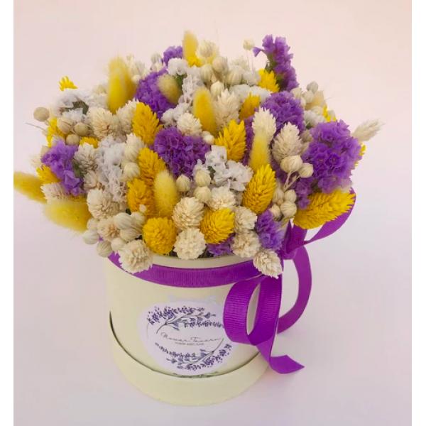 Flower Tavern 21 XS (box size 12x12 cm)