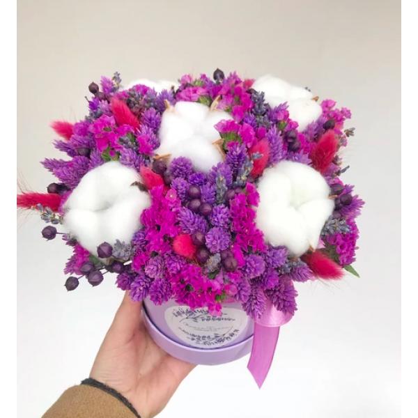 Flower Tavern Box 4 XS (box size 12x12 cm)