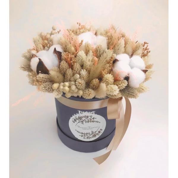 Flower Tavern Box 6 XS (box size 12x12 cm)
