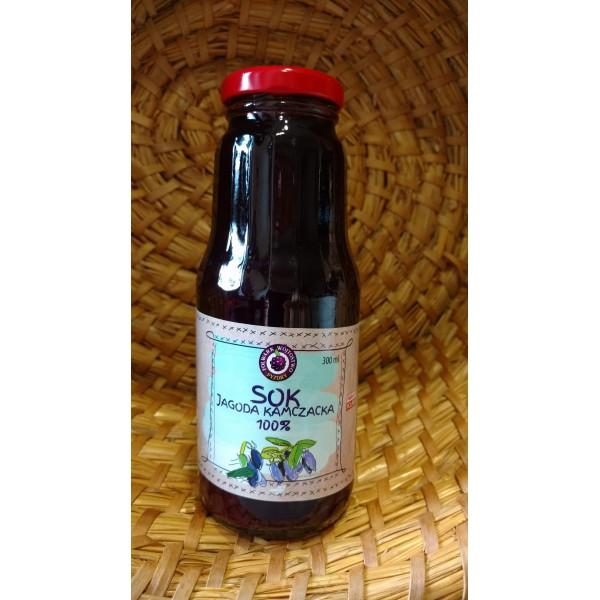 Folwark Wójtostwo Kamchatka berry juice 100% 300ml