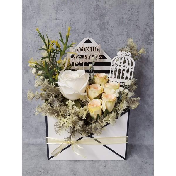 Grażka Art Flowerbox na Dzień Matki pomysł na prezent nr 9