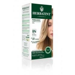 Herbatint Farba do włosów trwała 8N JASNY BLOND seria NATURALNA