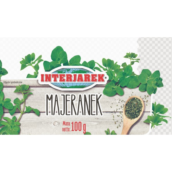 Interjarek Majeranek 100g (20 szt.)