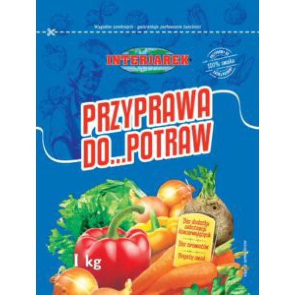 Interjarek Przyprawa do potraw 1kg (8 szt.)