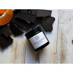 KARiTEe CHOCOLATE and ORANGE scented soy candle