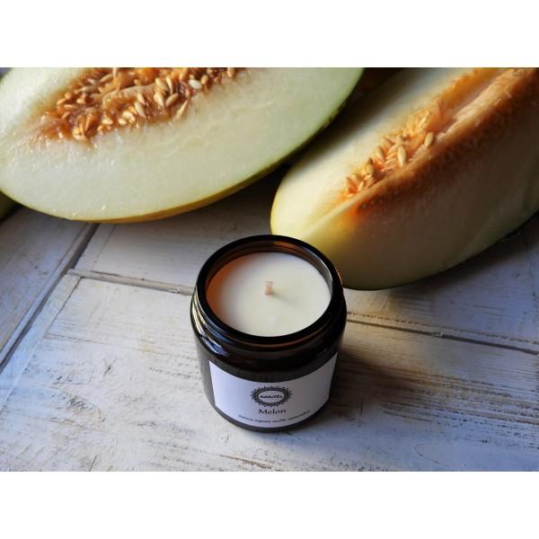 KARiTEe Zapachowa świeca sojowa MELON