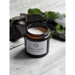 KARiTEe Zapachowa świeca sojowa MIĘTA W CZEKOLADZIE