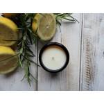 KARiTEe Zapachowa świeca sojowa ROZMARYN Z CYTRYNĄ