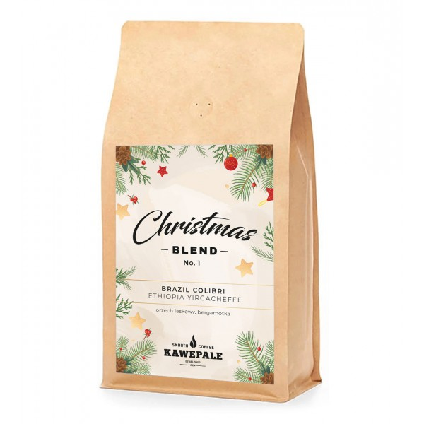 Kawe Pale Coffee beans CHRISTMAS BLEND NO.1 250g