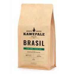 Kawe Pale Kawa Ziarnista BRAZYLIA COLIBRI SANTOS 250g