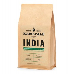 Kawe Pale Kawa Ziarnista INDIA MONSOONED MALABAR AA 250g