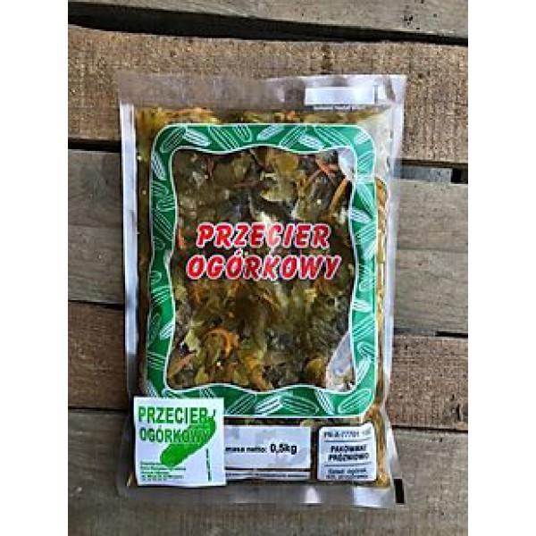 Kiszonki Niemiec Przecier ogórkowy 0,5 kg