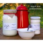 Kozia Farma Złotna Kozi jogurt probiotyczny