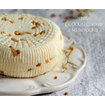 Kozia Farma Złotna Kozi ser naturalny z kozieradką