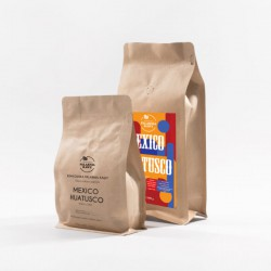 Krakowska Palarnia Kawy MEXICO HUATUSCO 4x1kg + 1kg gratis!