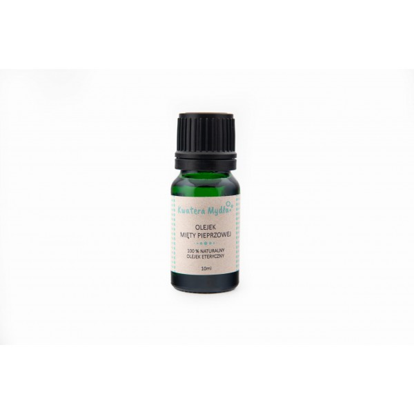 Kwatera Mydła PEPPERMINT OIL 10ml