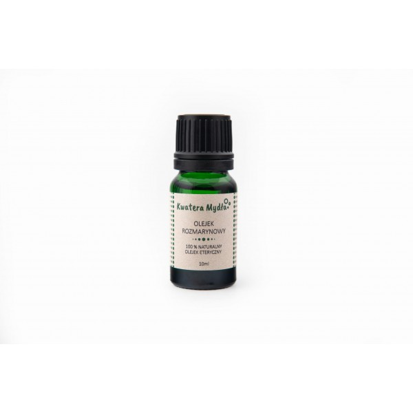Kwatera Mydła ROSEMARY OIL 10ml