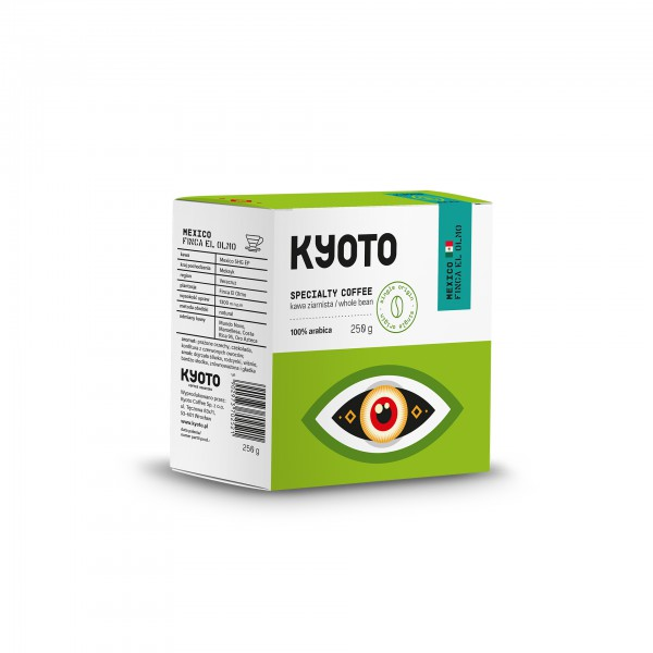 Kyoto MEXICO coffee beans 250g