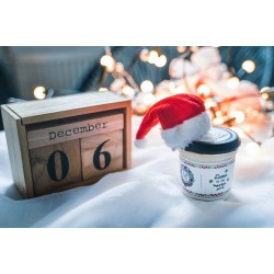 Lama Candles Candle For winter Gingerbread 120 ml