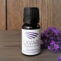 LAVARE Destylarnia Lawendy olejek eteryczny z lawendy lekarskiej 10 ml