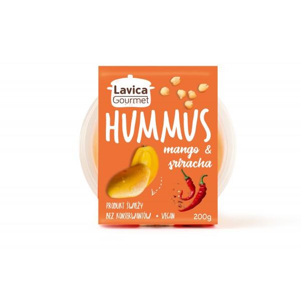 Hummus z Chilli 200g Lavica Gourmet