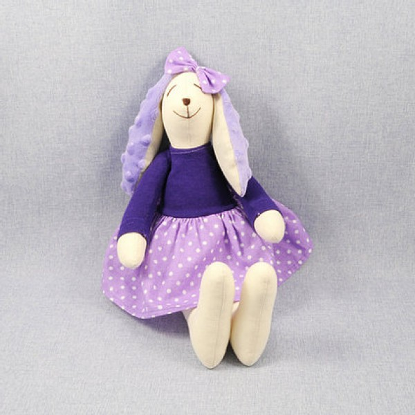 Lawendowy Ląd The Bunny Lawusia scented cuddly toy