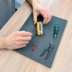 LeanCraft Mata modelarska z pianki – 330×250 mm